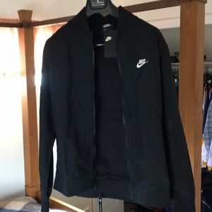 Nike Mens Jacket Woven Players Size M New!!!